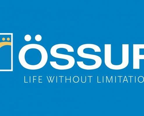 Wir von Münch & Hahn führen Produkte der Marke Össur.